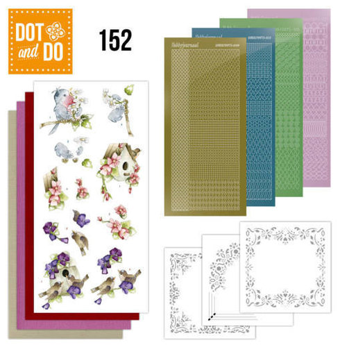 Dot en Do DODO152 - Dot and Do 152 Spring in the Air