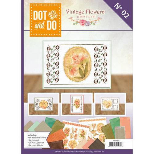 Dot en Do DODOA6002 - Dot and Do A6 Boek 2