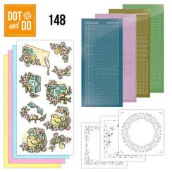 DODO148 - Dot and Do 148 Spring Birdhouses