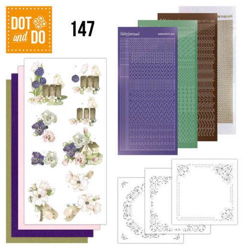 Dot en Do DODO147 - Dot and Do 147 Happy Spring