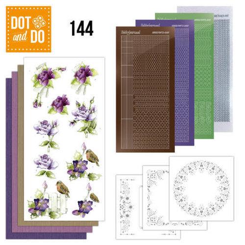 Dot en Do DODO144 - Dot & Do 144 Roses