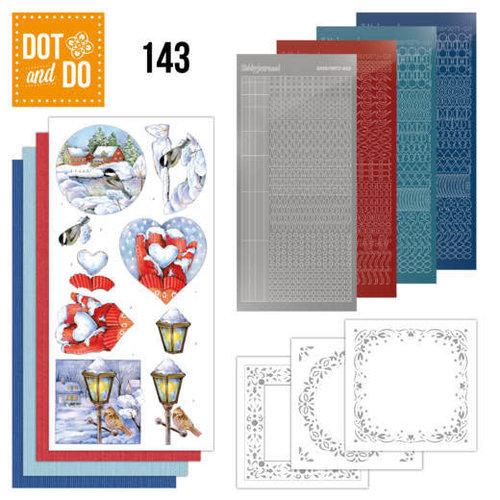 Dot en Do DODO143 - Dot & Do 143 Winter Scenes