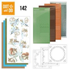 DODO142 - Dot & Do 142 Winter Woodland