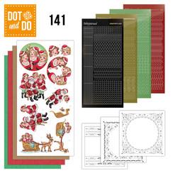 DODO141 - Dot & Do 141 Bubbly Girls Xmas
