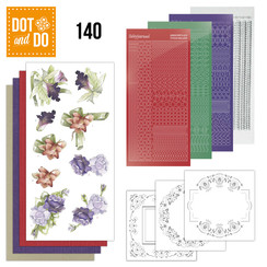 DODO140 - Dot en Do 140 Winter Flowers