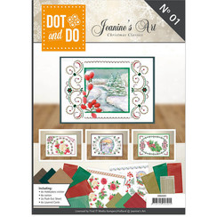 DODOA6001 - Dot and Do Book - Jeanine's Art - Christmas Classics