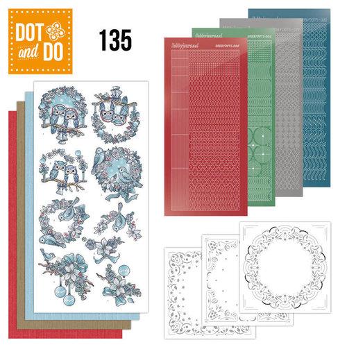 Dot en Do DODO135 - Dot and Do 135 - Christmas Dreams