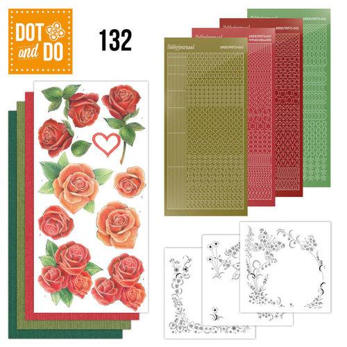 Dot en Do DODO132 - Dot and Do 132 - Roses
