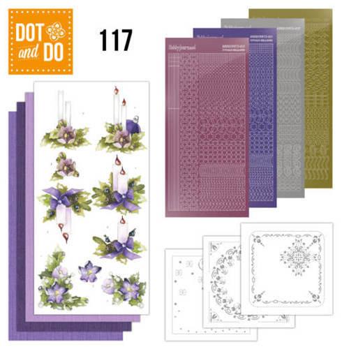 Dot en Do DODO117 - Dot and Do 117 Precious Marieke - Christmas