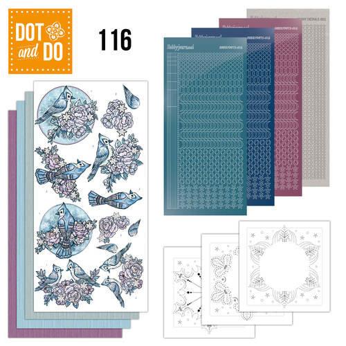 Dot en Do DODO116 - Dot an Do 116 Yvonne Creations  - Winter
