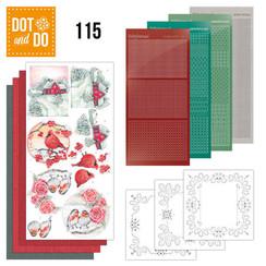 DODO115 - Dot and Do 115 Jeanines's Art - Winter Classics