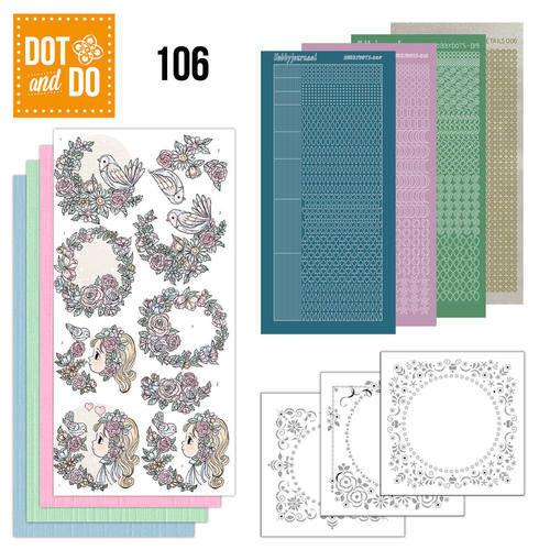 Dot en Do DODO106 - Dot and Do 106 - I love you