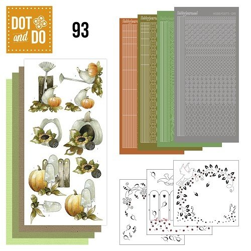 Dot en Do DODO093 - Dot and Do 93 - Herfst