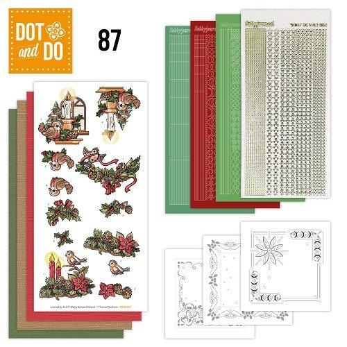 Dot en Do DODO087 - Dot and Do 87 - Kerstsfeer