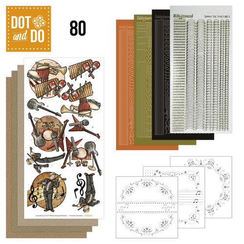Dot en Do DODO080 - Dot and Do 80 - Muziek