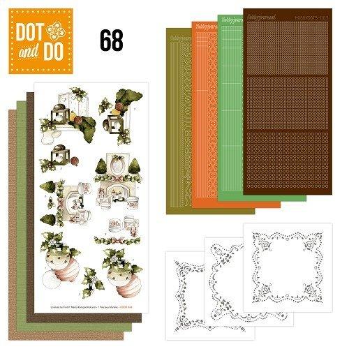 Dot en Do DODO068 - Dot and Do 68 - Rustic Christmas