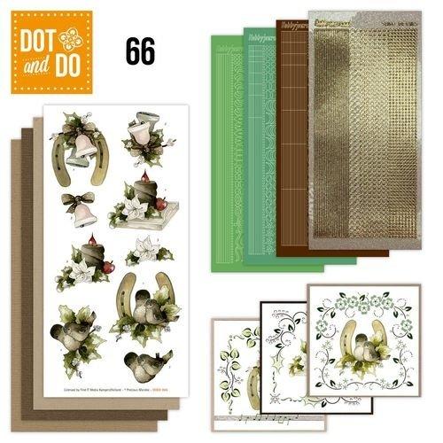 Dot en Do DODO066 - Dot and Do 66 - Christmas decoration