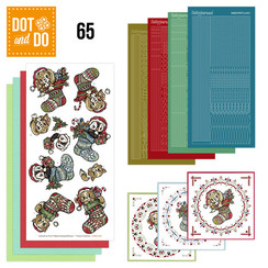 DODO065 - Dot and Do 65 - Kerstkousen