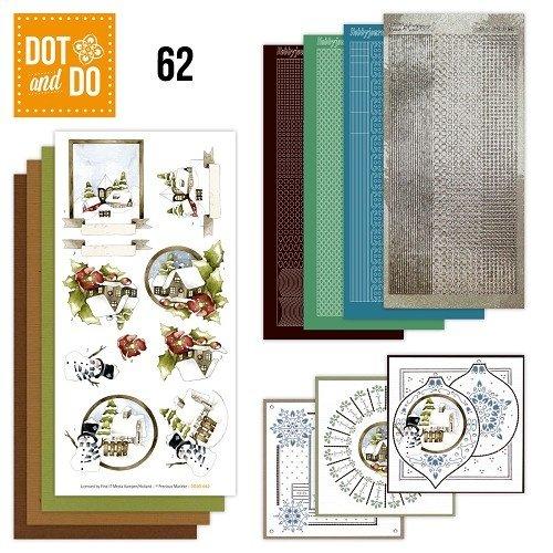 Dot en Do DODO062 - Dot and Do 62 - Country Christmas