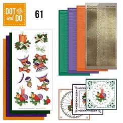 DODO061 - Dot and Do 61 - Kleurrijke Kerst