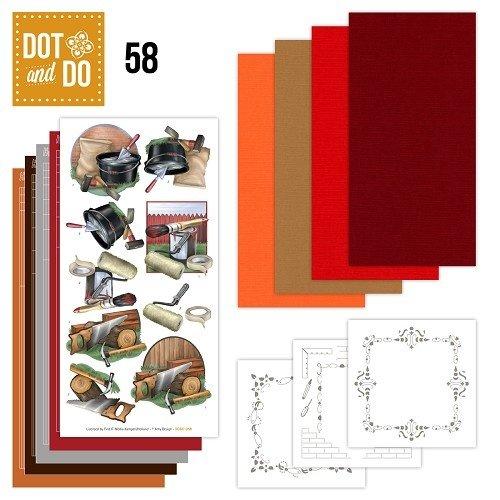 Dot en Do DODO058 - Dot and Do 58 - Klussen