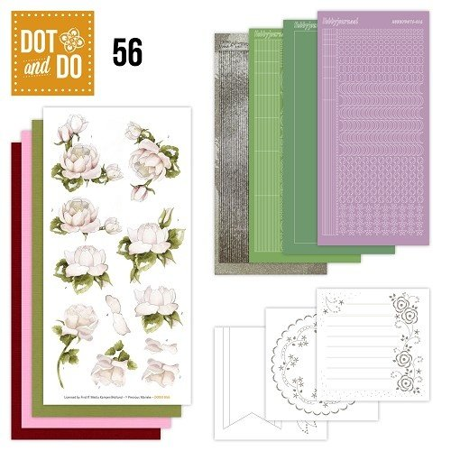 Dot en Do DODO056 - Dot and Do 56 - Rozen