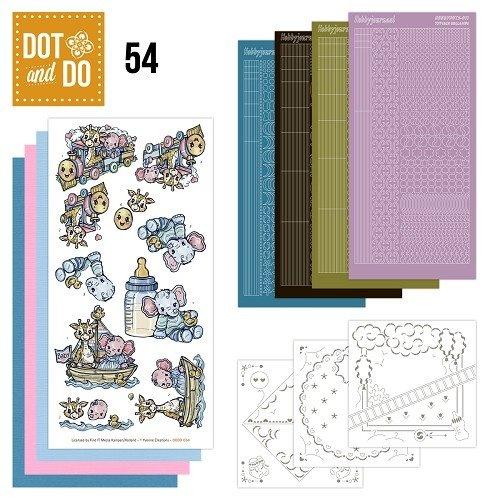Dot en Do DODO054 - Dot and Do 54 - Baby