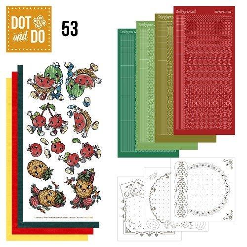 Dot en Do DODO053 - Dot and Do 53 - Opkikker