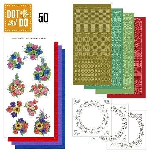 Dot en Do DODO050 - Dot and Do 50 - Boeketten