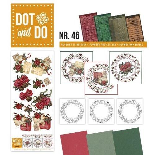 Dot en Do DODO046 - Dot and Do 46 - Bloemen & Brieven