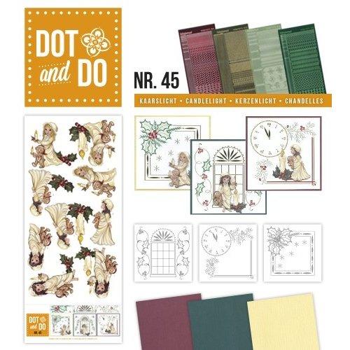 Dot en Do DODO045 - Dot and Do 45 - Kaarslicht