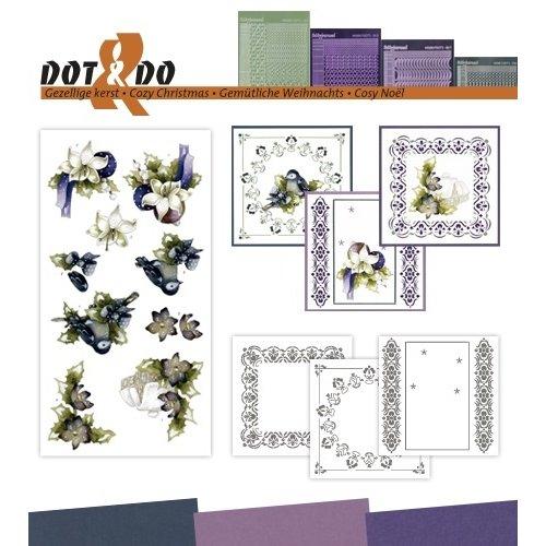 Dot en Do DODO043 - Dot and Do 43 - Gezellige kerst