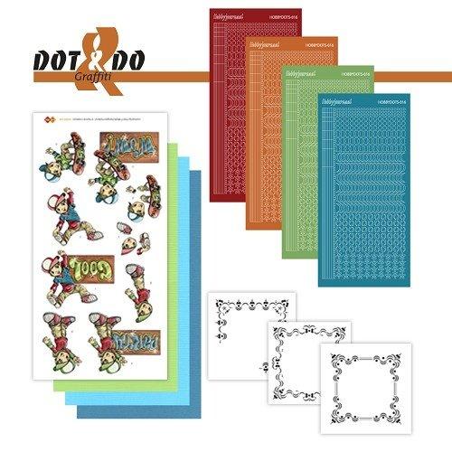 Dot en Do DODO026 - Dot and Do 26 - Graffiti