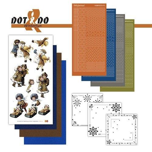 Dot en Do DODO023 - Dot and Do 23 - Winterfun