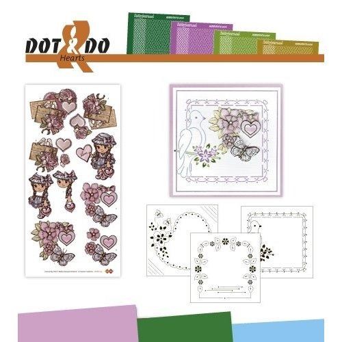 Dot en Do DODO015 - Dot and Do 15 - Hearts