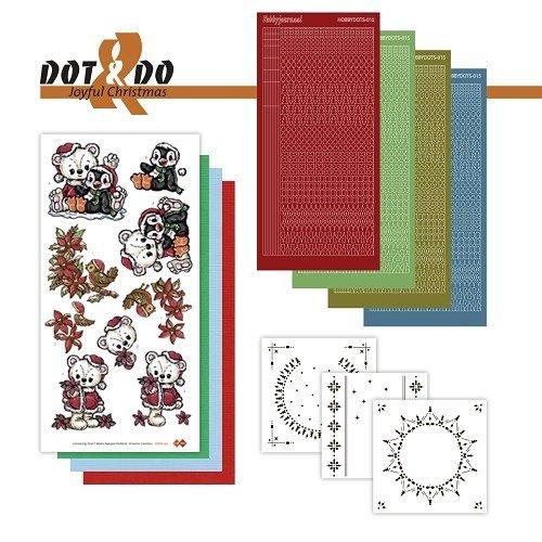 Dot en Do DODO022 - Dot and Do 22 - Joyful Christmas