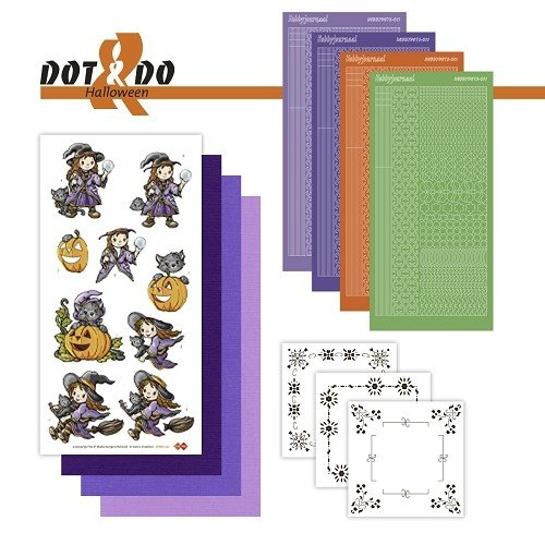 Dot en Do DODO020 - Dot and Do 20 - Halloween