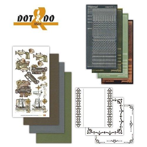 Dot en Do DODO014 - Dot and Do 14 - Men