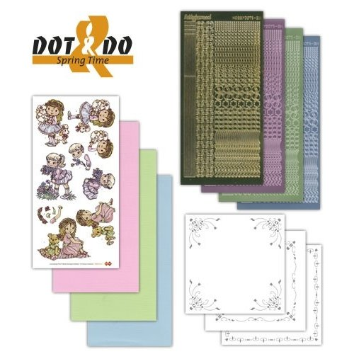 Dot en Do DODO010 - Dot and Do 10 - Spring Time