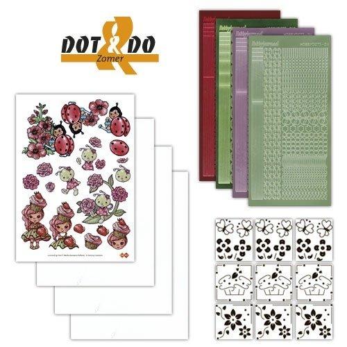 Dot en Do DODO008 - Dot and Do 8 - Summer