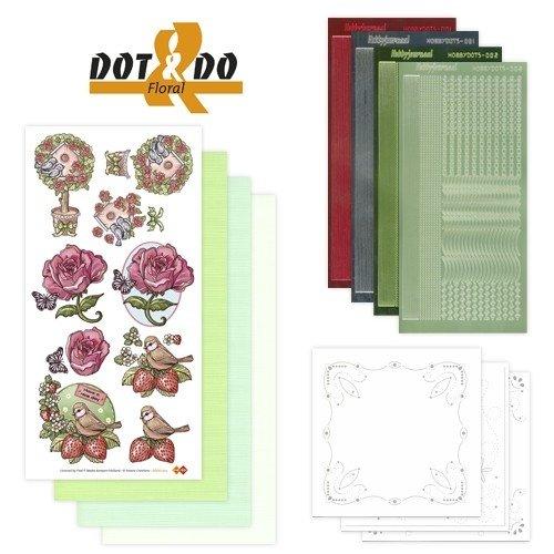 Dot en Do DODO002 - Dot and Do 2 - Floral
