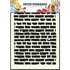 470.715.002 - Dutch Doobadoo Dutch Mask Art stencil bricks - A5 15.002