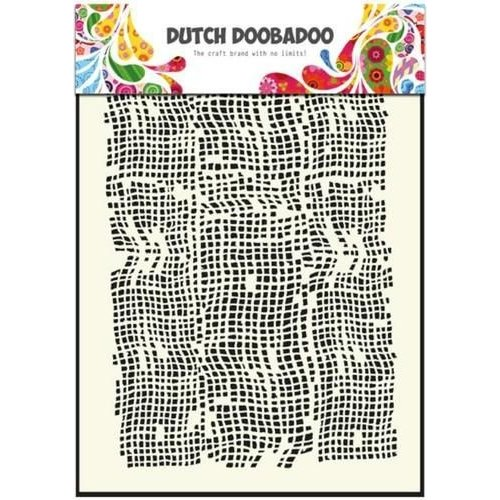 Dutch Doobadoo 470715006 - DDBD Dutch Mask Art - Burlap
