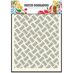 470.715.015 - Dutch Doobadoo Dutch Mask Art stencil Metall A5 15.015
