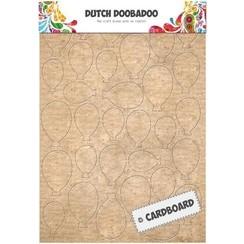 472.309.010 - Dutch Doobadoo Dutch Cardboard art ballonnen A5 09.010