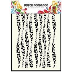 470715037 - DDBD Dutch Mask Art Wavy Stripes