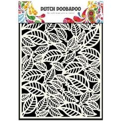 470.715.042 - Dutch Doobadoo Dutch Mask Art stencil bladeren  A5 15.042