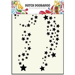 470.715.400 - Dutch Doobadoo Dutch Mask Art sterren A6 15.400