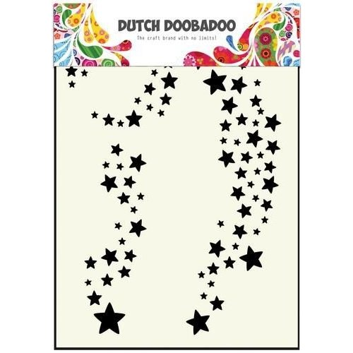 Dutch Doobadoo 470.715.400 - Dutch Doobadoo Dutch Mask Art sterren A6 15.400