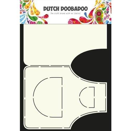 Dutch Doobadoo 470.713.616 - Dutch Doobadoo Dutch Card Art Stencil schort A4 13.616